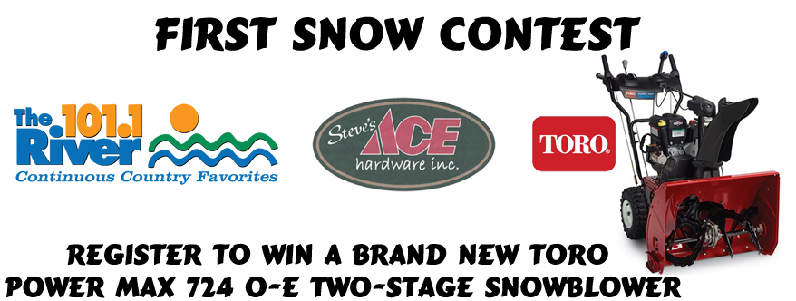 First Snow Contest