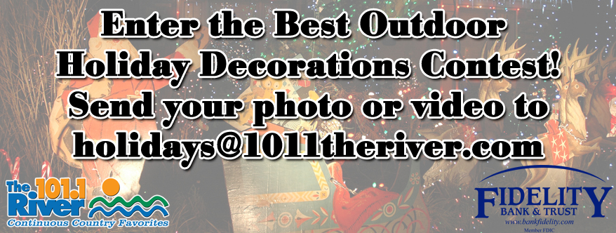Best Outdoor Holiday Decorations Contest