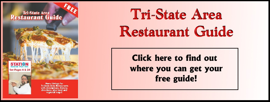 Tri-State Area Free Restaurant Guide
